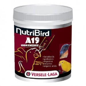 VL-NutriBird A19 800g HIGH ENERGY do odchowu piskląt