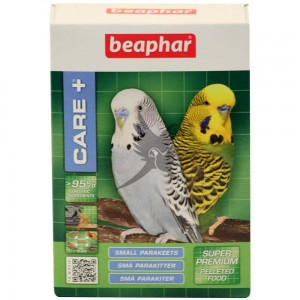 Beaphar Care Plus Super Premium Food - Small Parakeet 250g