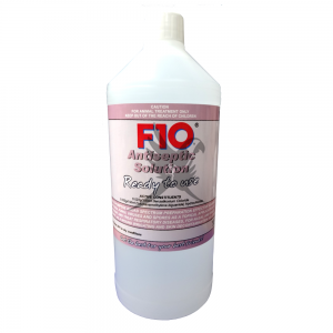 F10 Antiseptic Solution Ready To Use- Preparat do Nebulizacji gotowy do użycia 1L