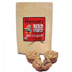 Harrison`s Bird Bread Mix Hot Pepper - Organic Parrot Treat - 255g