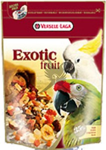 Versele Laga Exotic Fruit 600g – fruity mix for large parrots