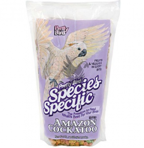 Pretty Bird Amazon & Cockatoo Complete Food Hi-Pro Special- granulat dla amazonek i kakadu 1,36kg
