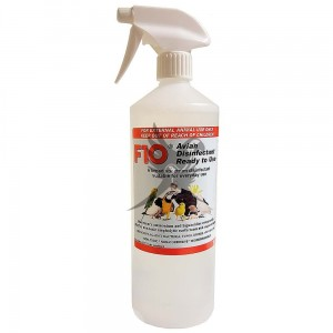 F10 Avian Disinfectant Spray gotowy do użycia 1 litr