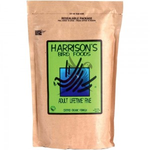 Harrison`s Adult Lifetime Fine - year-round medium coarse pellets 450g
