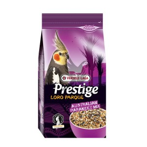 Versele Laga Australian Parakeet Loro Parque Mix 1kg - food for medium sized Australian parrots
