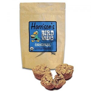 Harrison`s Bird Bread Mix - Original - Organic Parrot Treat - 255g